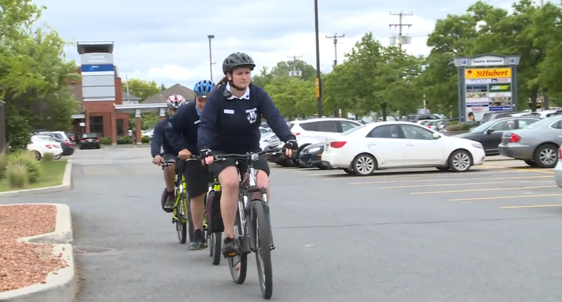 Sun Youth bike patrols take to the streets